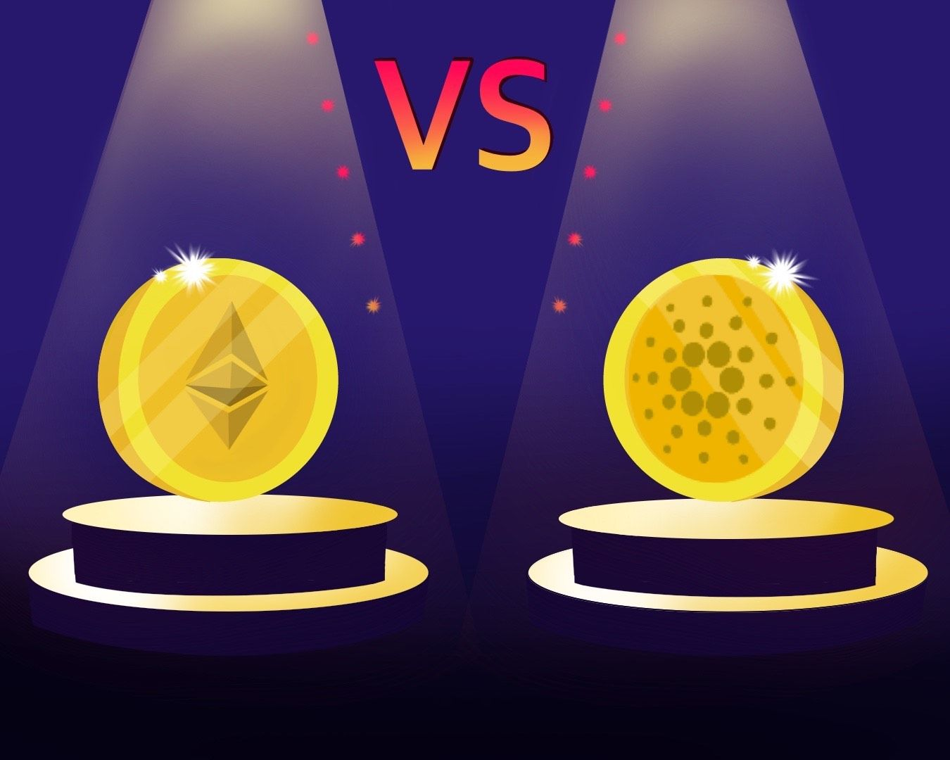 Cardano vs Ethereum: How Are They Different?