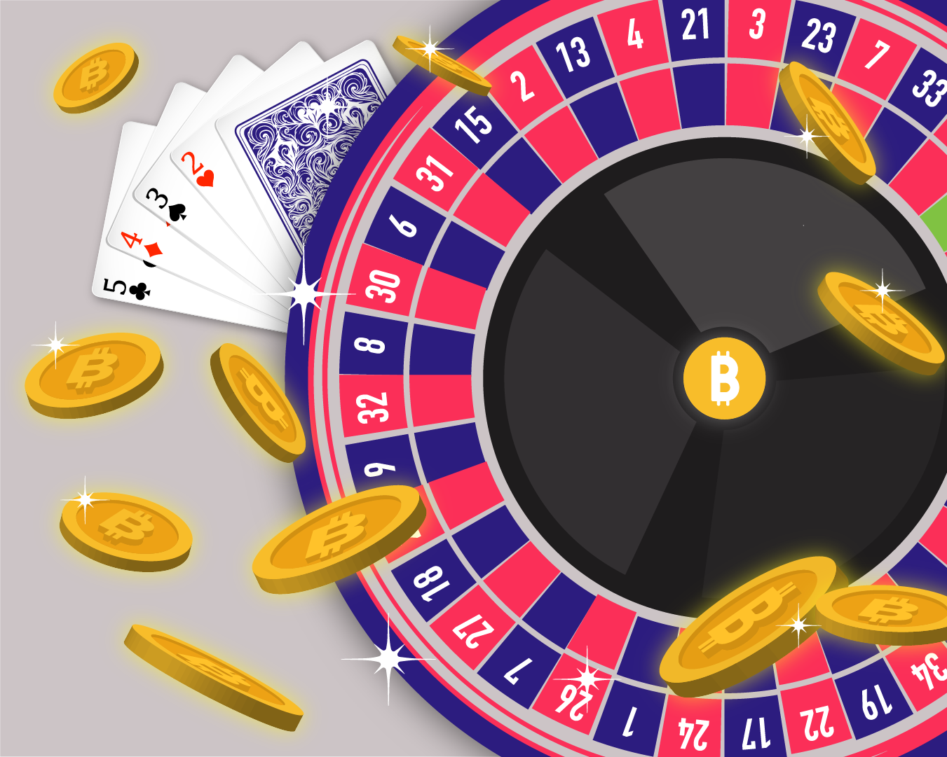 Top 5 Bitcoin Casinos in 2021