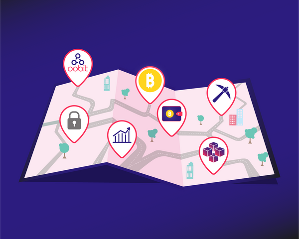 Cryptocurrency Market Map – Oobit's Guide
